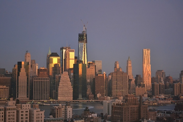 2013 01 Lower Manhattan sunrise.jpeg