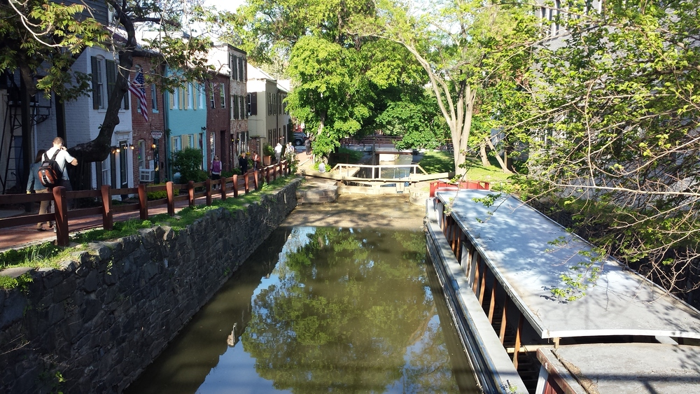 2014 05.06 Georgetown canal.jpg