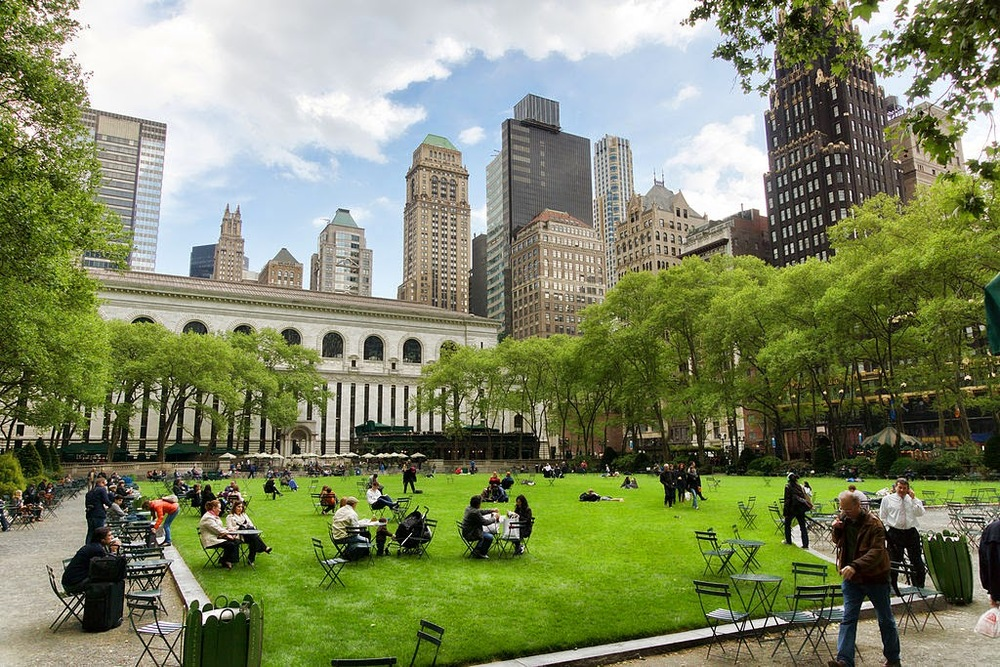 Bryant Park in New York City, Bryant Park Corporation