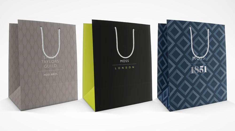 Sub brand bags