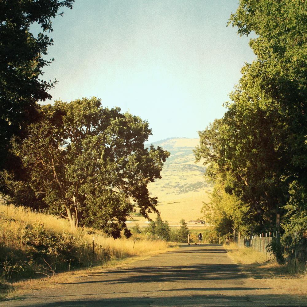 Rand Fishkin, Geraldine DeRuiter, Ashland, Oregon; idyllic.
