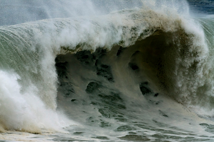 ode to the ocean plettenberg bay south africa wave