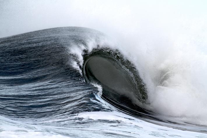 ode to the ocean hawaii wave gregg miller