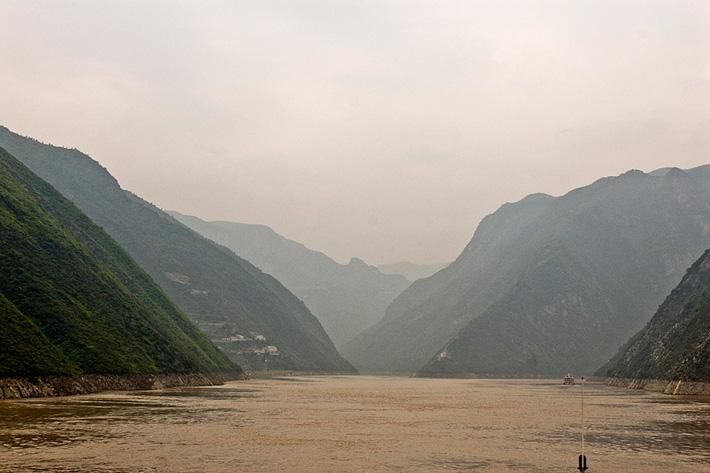 yangtze river basin china