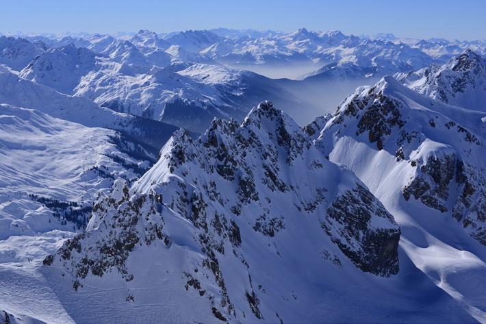 the alps austria