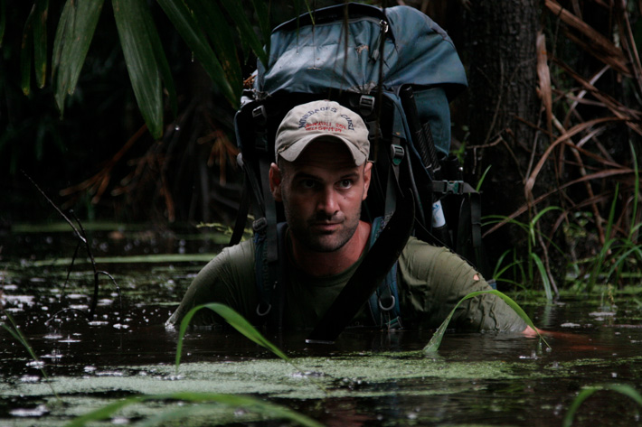 ed stafford amazon walk river expedition