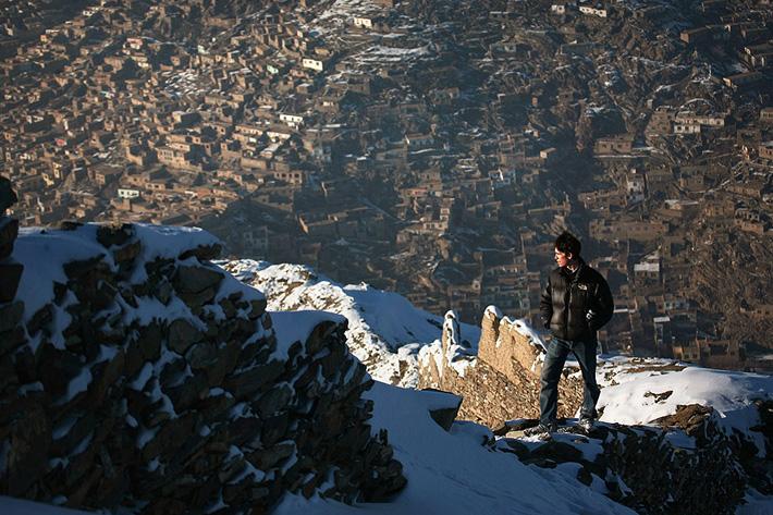 rory stewart afghanistan walk