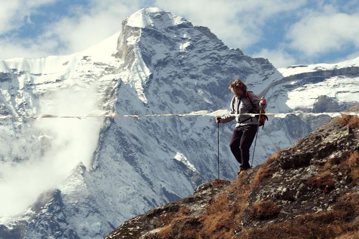 reinhold messner greatest mountaineer