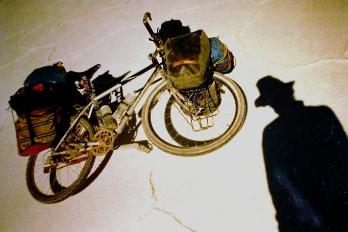 al humphreys bike around the world