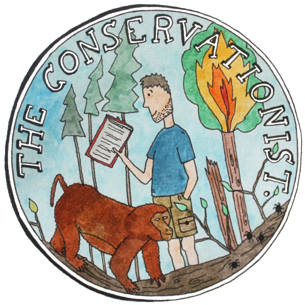 do good illustration conservationist