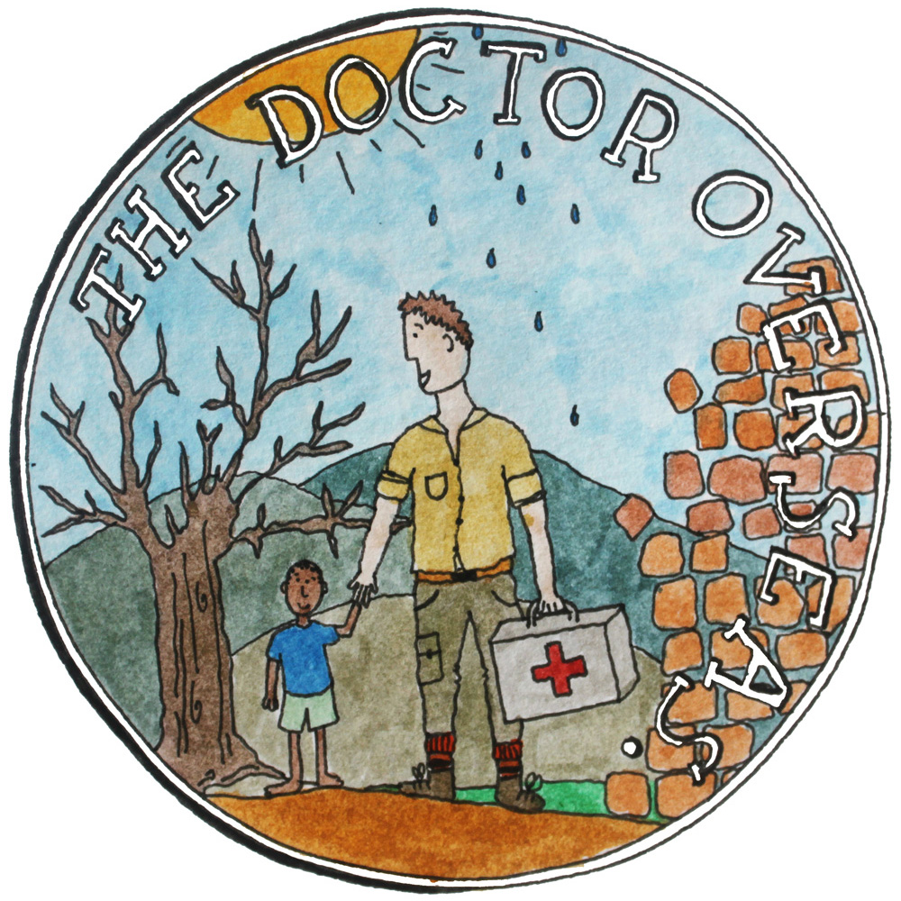 do good illustration doctor overseas
