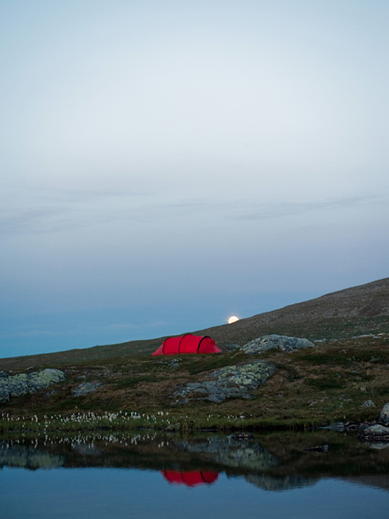 sarek national park sweden one man and his tent photo essay