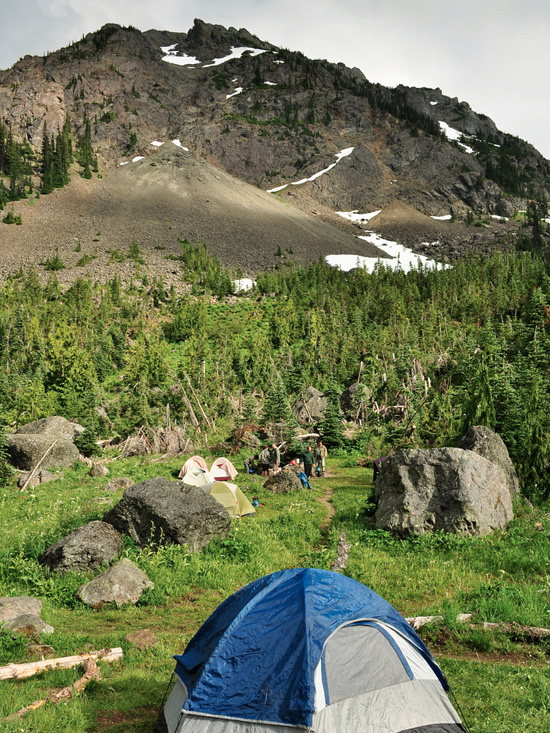 buckhorn wilderness usa one man and his tent photo essay