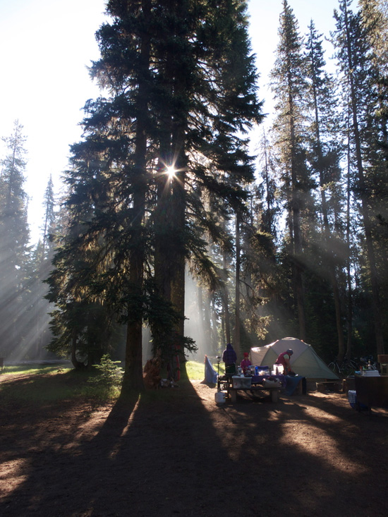 crater lake oregon one man and his tent photo essay