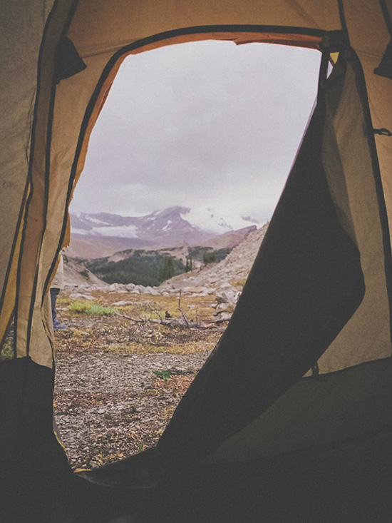 luke gram one man and his tent photo essay