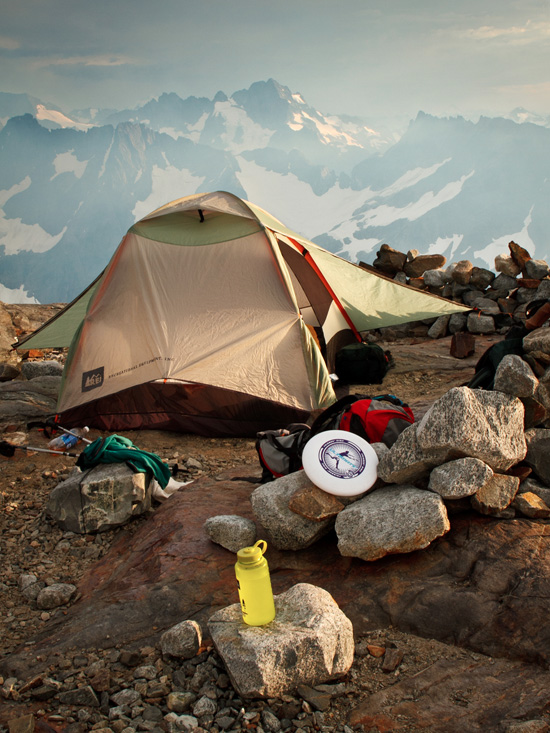 sahale glacier northern cascades one man and his tent photo essay