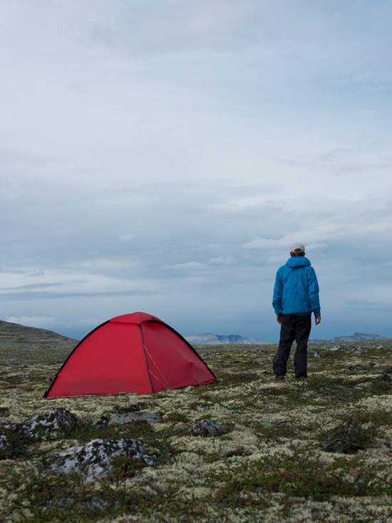national park norway one man and his tent photo essay
