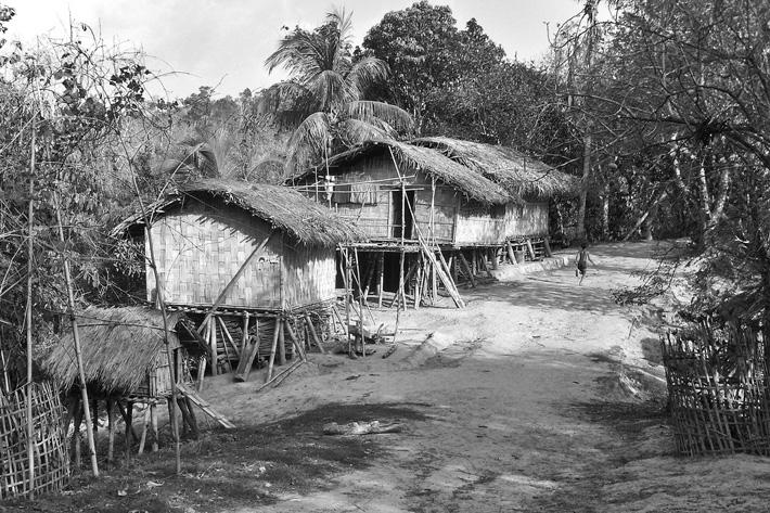 tripuri people chittagong bangladesh unusual homes