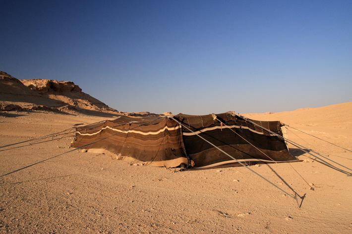 bedouin tents syrian desert unusual homes