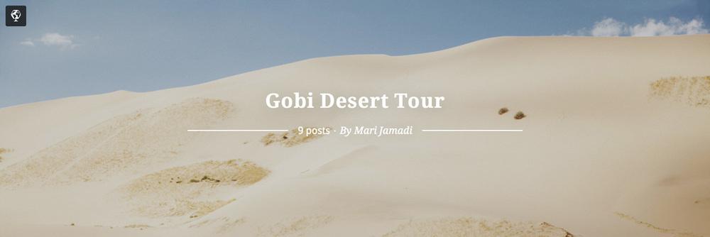 maptia, gobi desert, road trip, mari jamadi, nomadic habit