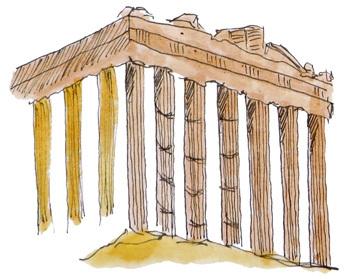 acropolis, maptia
