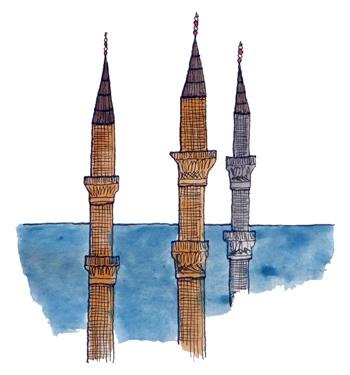 istanbul, maptia