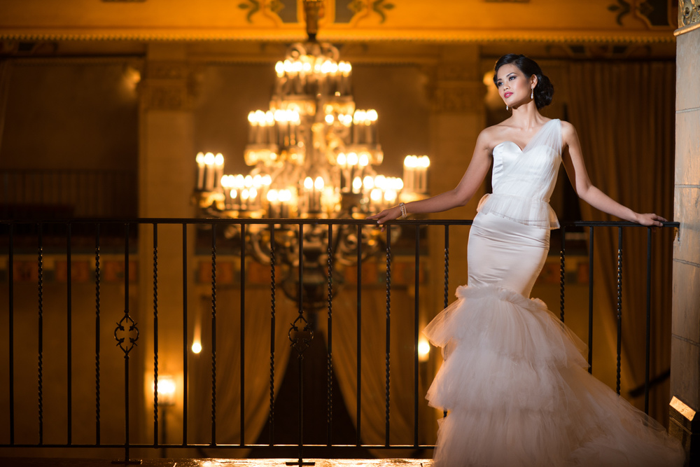 Roosevelt Hotel Bridal Editorial