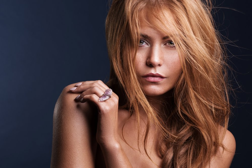 Redhead beauty Nicole Whittaker