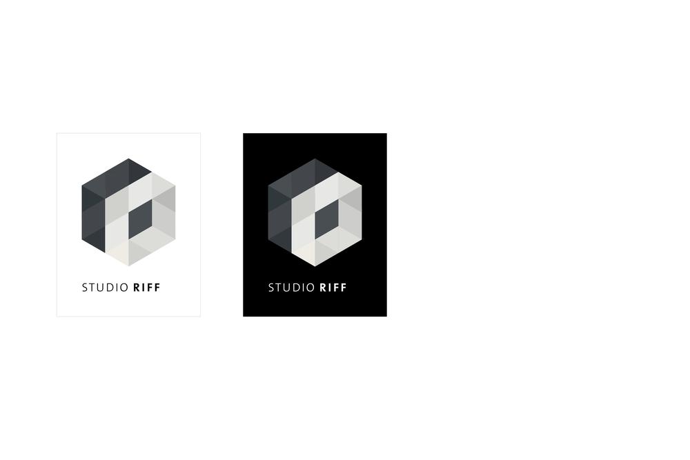 Studio Riff  2015   Ce projet a été développé par le STUDIO RIFF  http://riff.tv.br , une productrice audiovisuelle, qui réalise des documentaires pour la télévision et Internet. Le logo a été conçu à partir de la figure d'une « chambre noire », où les triangles représentent des volumes qui peuvent être perçus dans deux ou/et trois dimensions. L'utilisation du dégradé de couleurs introduit de la profondeur et du mouvement à la composition.  --- Desenvolvimento da logo e identidade visual do STUDIO RIFF uma produtora que realiza trabalhos audiovisuais com o foco em documentários  http://riff.tv.br