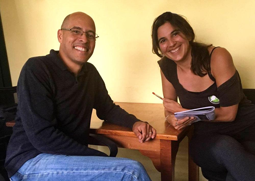 Entrevista de nuestra editora, Selena Avendaño, con Francisco Burgos director del CIC.