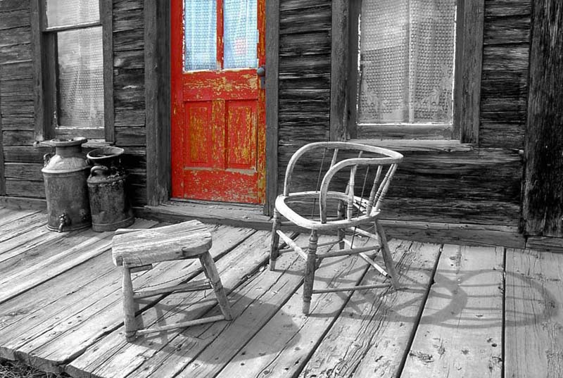 Red Door, Leadville Merc.