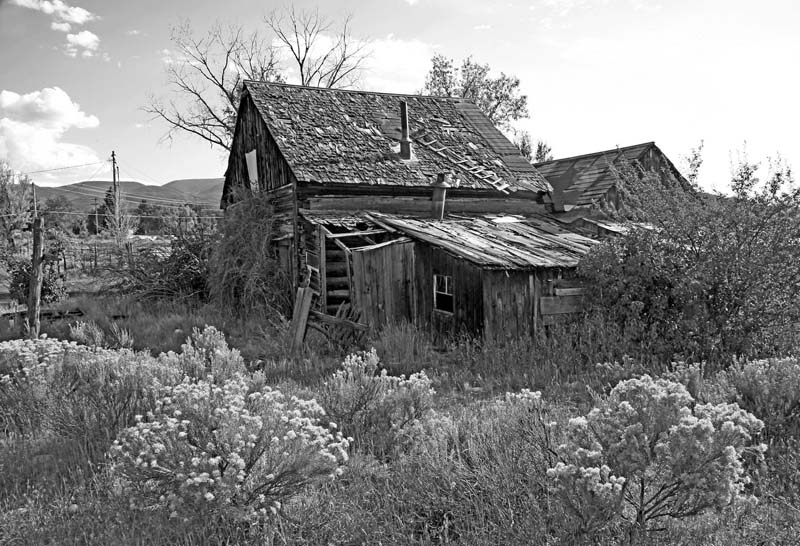 Yesteryear Ranch House