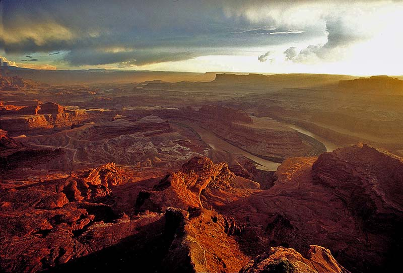 Riverbend, Dead Horse Point, Moab