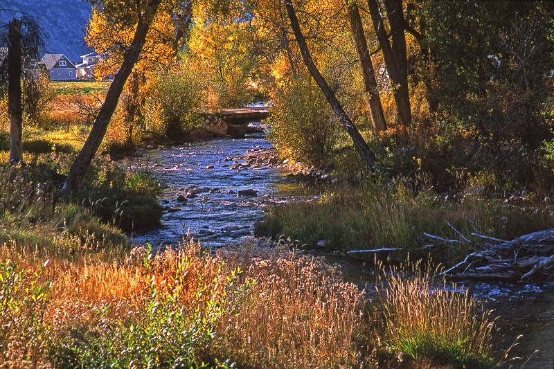 Brush Creek, Eagle Ranch