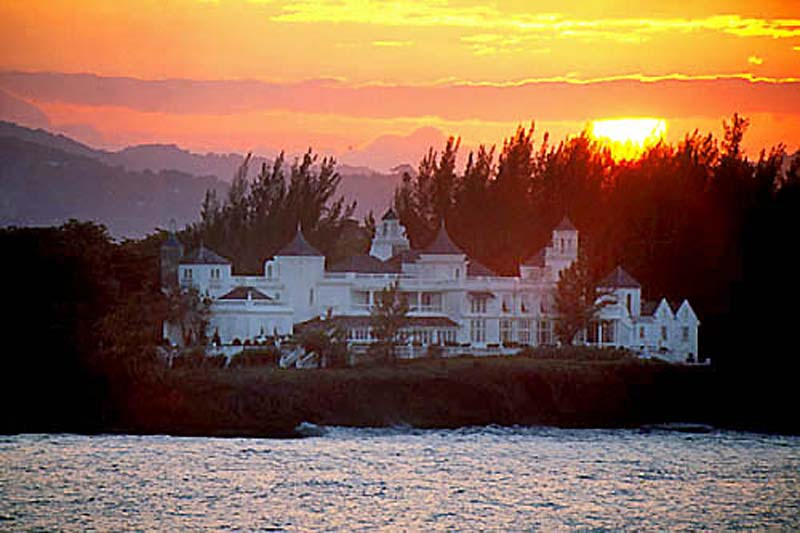 Castle House, Port Antonio, Jamacai