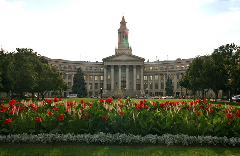 Denver Court house