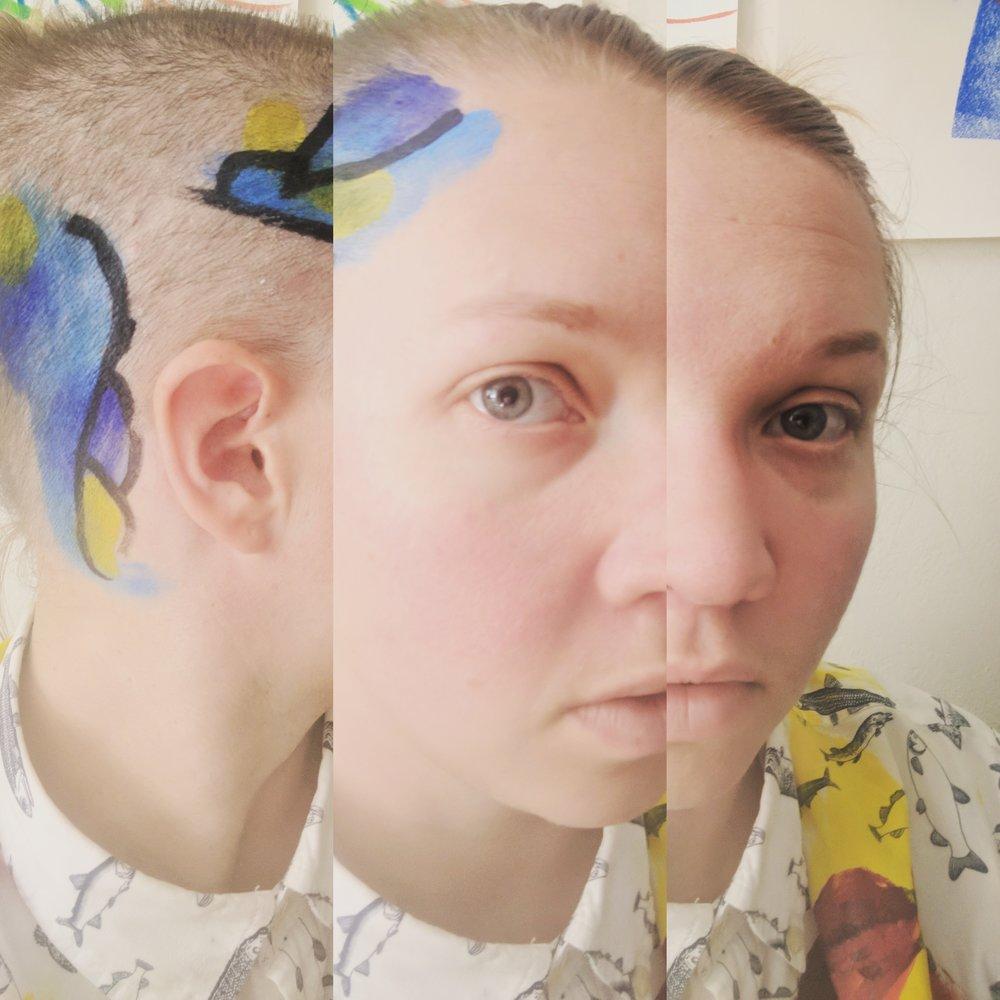 BlinkPopShift CubistSelfie