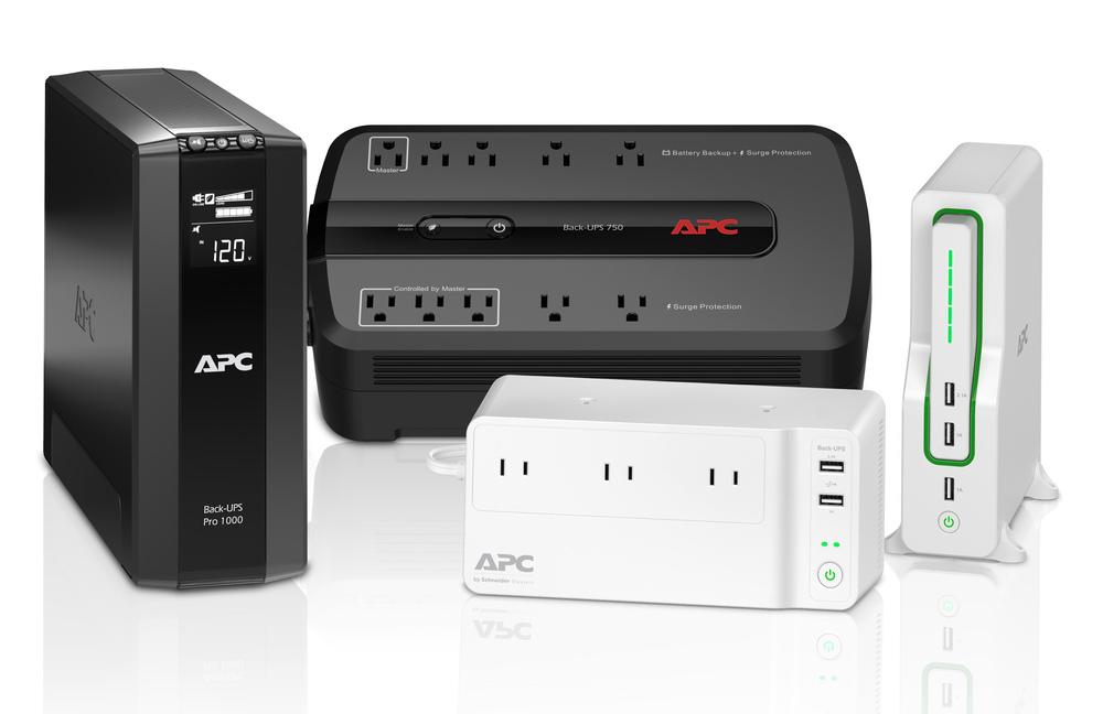 APC Back-UPS Family