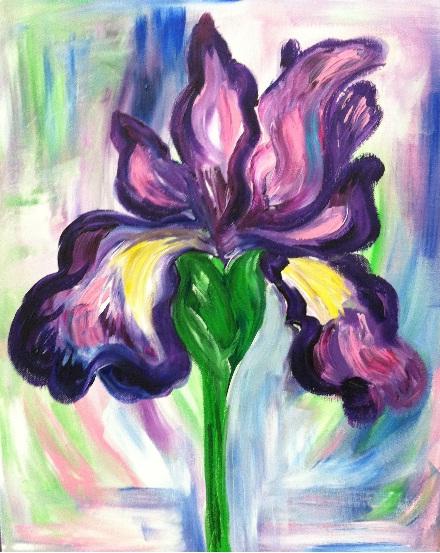 """Iris"", May 8"