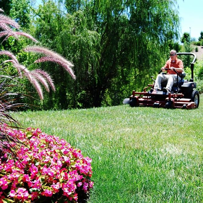 New Garden maintains