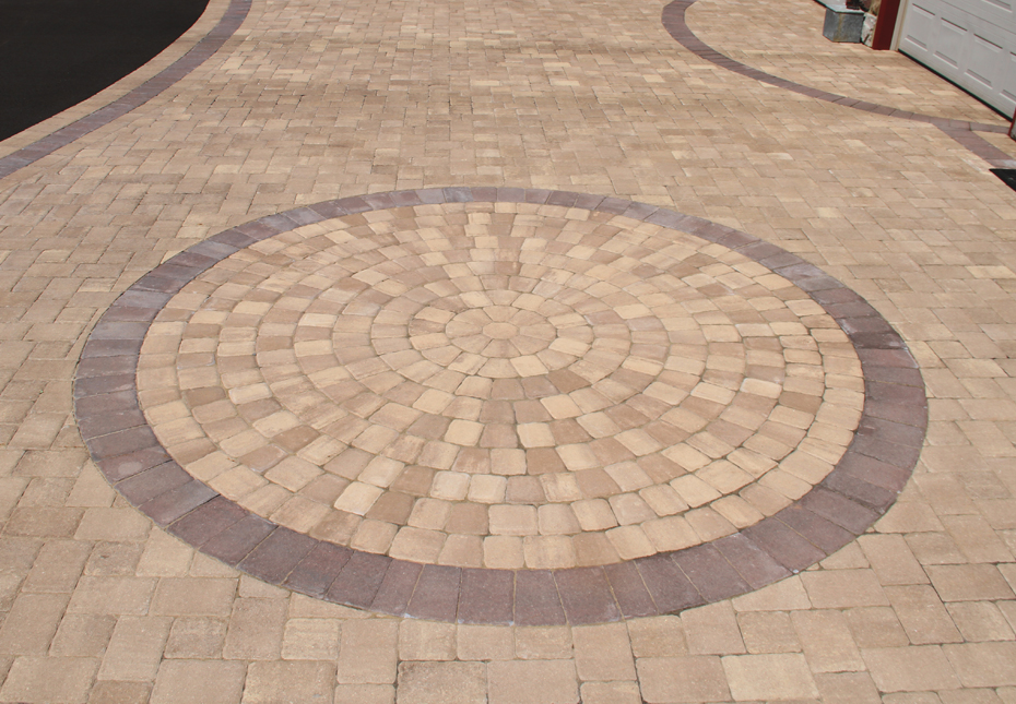 Classic Cobble Circle