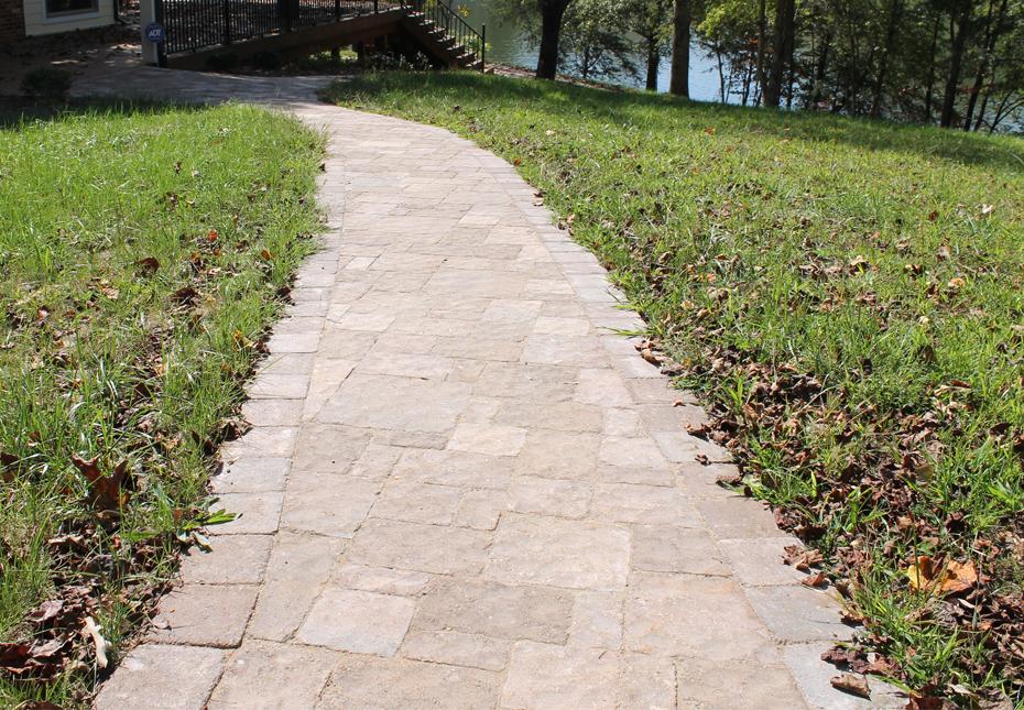 Carriage Stone Walkway