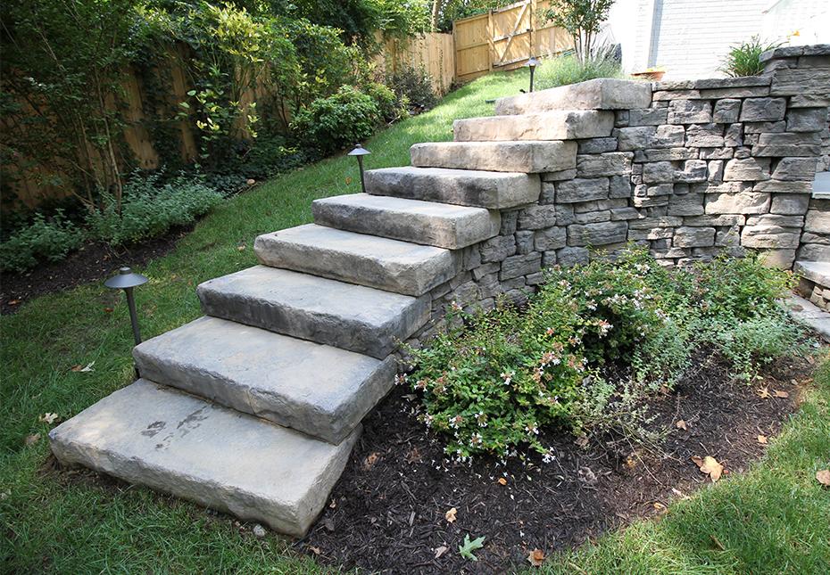 Dimensional Steps