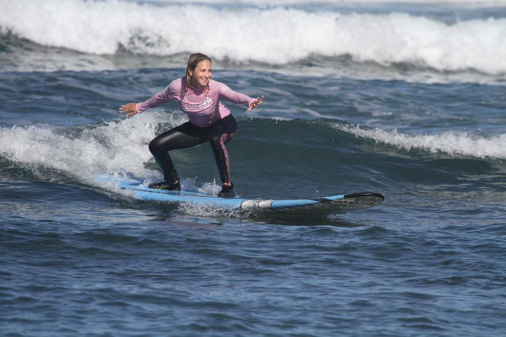 Katie Surf Maui