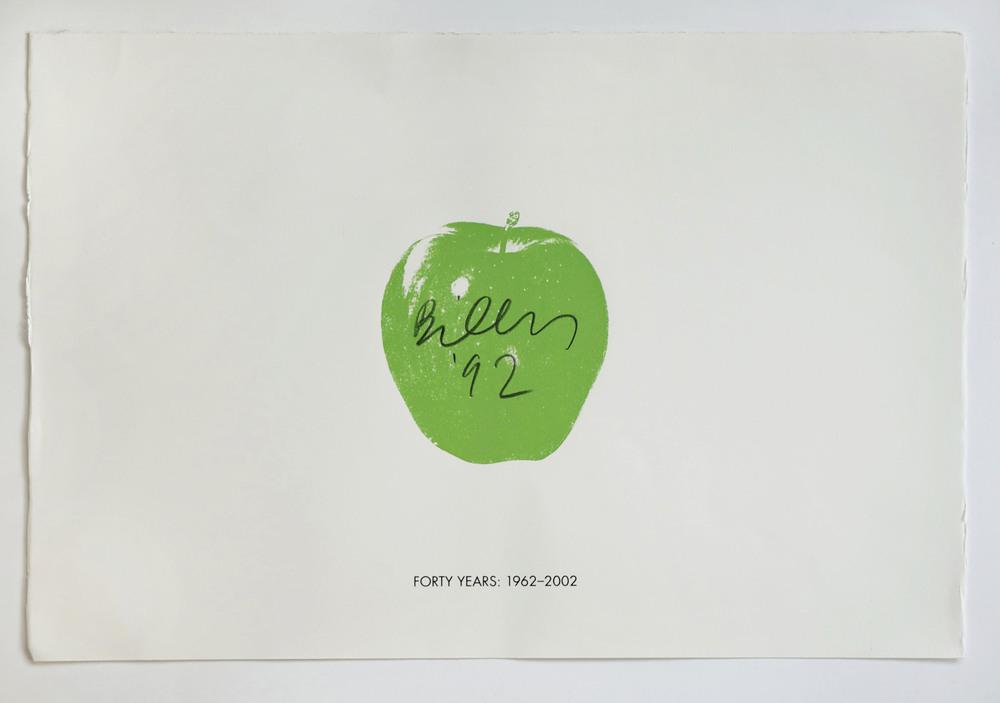 Billy Apple
