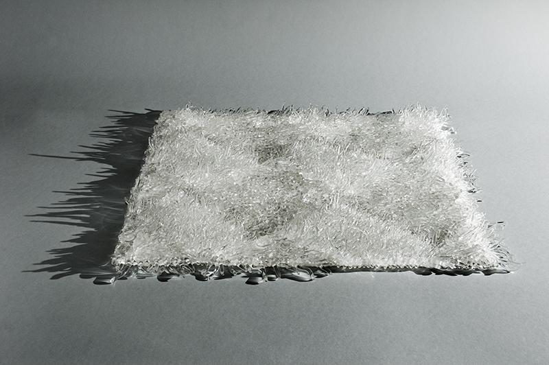 Checkered Glass Blanket