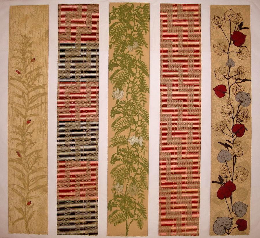 Whenua Ora Series, Multi Layered Prints, Alexis Neal.JPG