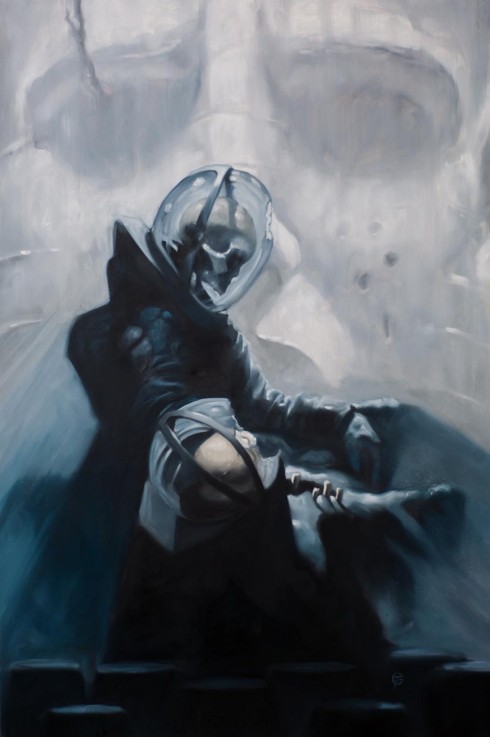 Prometheus, Man of Sorrows