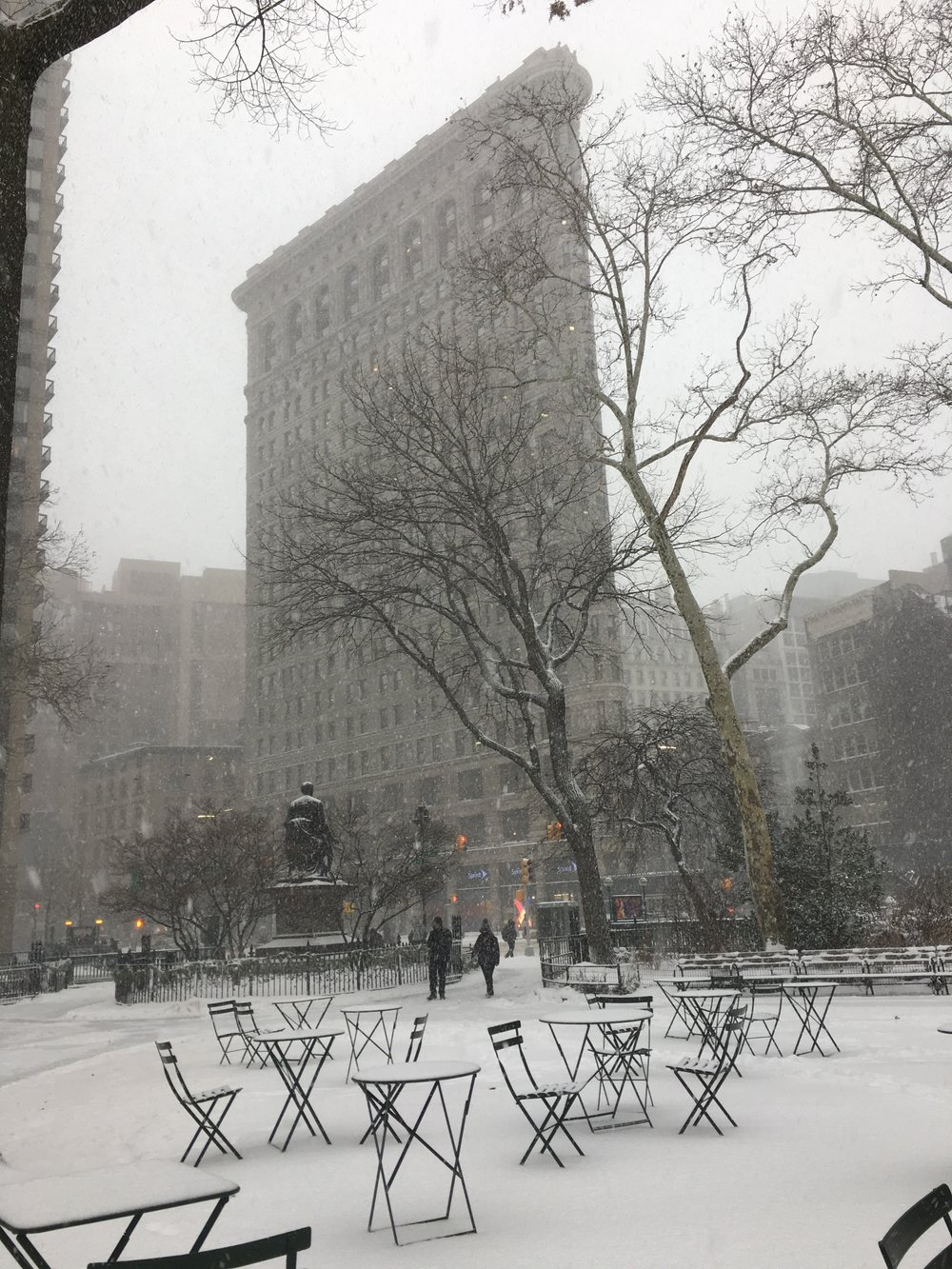Madison Square Park.