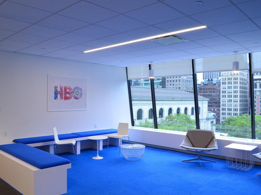 HBO Office Renovation